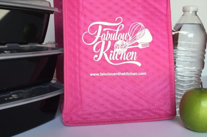 Get Fabulous Lunch Bag Here
